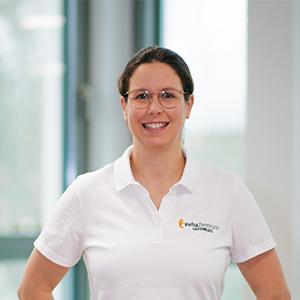 Carolin Vogel_Physiotherapie RehaZentrum Offenburg