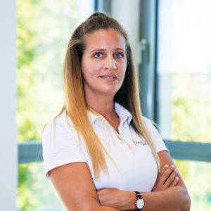 Elena Brenneiese_Verwaltung RehaZentrum Offenburg