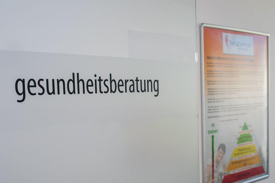 Gesundheitsberatung RehaZentrum Offenburg