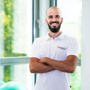 Mario Truetsch_Sporttherapie RehaZentrum Offenburg