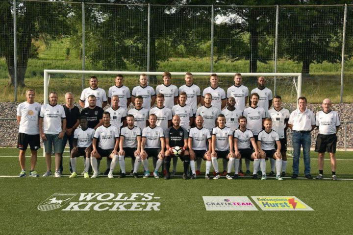 Mannschaftsfoto FV Rammersweier