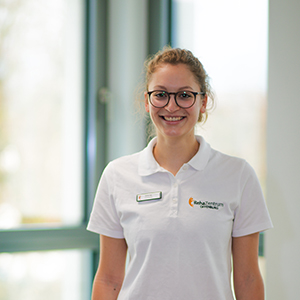 Sarah Figy_Physiotherapie RehaZentrum Offenburg