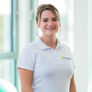 Theresa Einloth_Physiotherapie RehaZentrum Offenburg