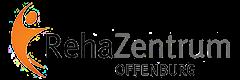 Logo orange RehaZentrum Offenburg