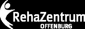 Logo RehaZentrum Offenburg weiß